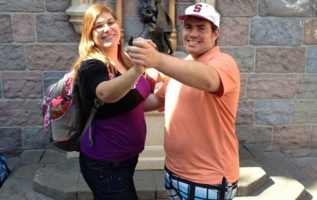 How We First Met: Marisa and Justy